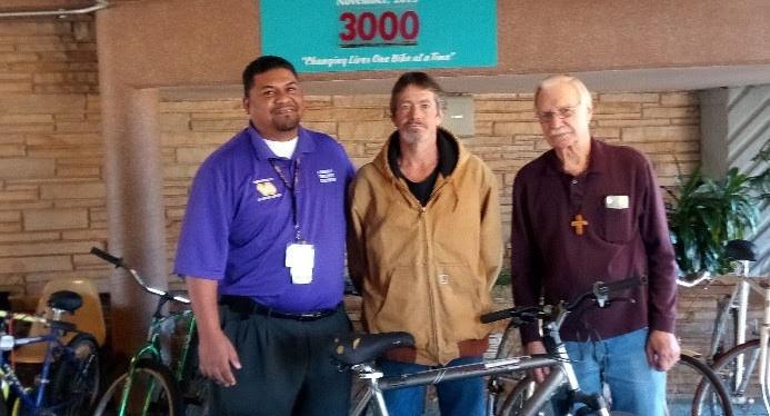 LATEST UPDATE: 3,000 BikesShared!!